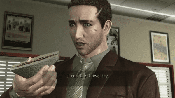 deadly premonition, story