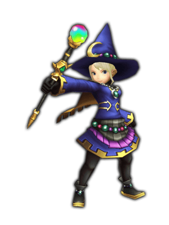 Final Fantasy Explorers Black Mage