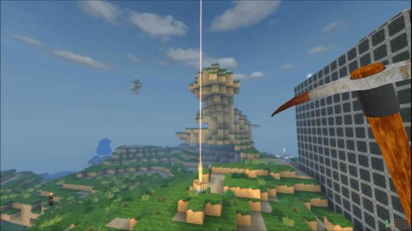 FottressCraft, Minecraft