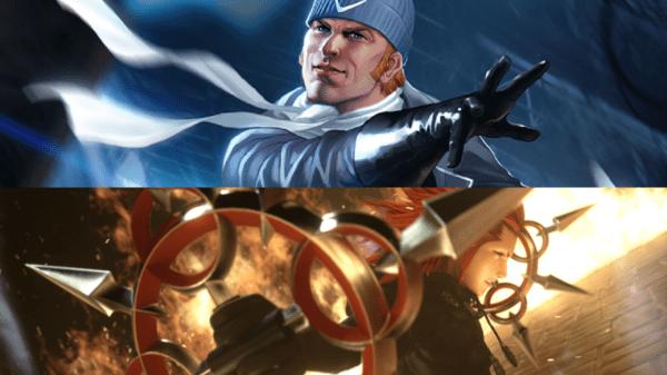 suicide squad, axel, kingdom hearts, captain boomerang