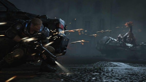 Gears of War 4, Xbox One, confirmed games, 2016