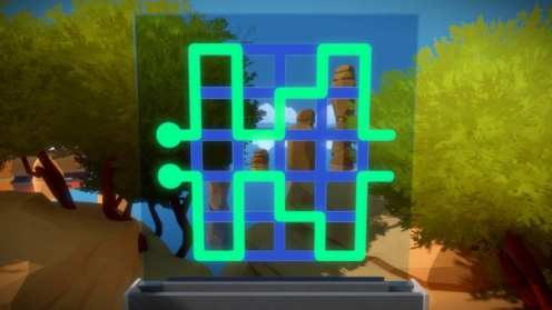 the witness symmetry 9