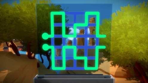 the witness symmetry 9