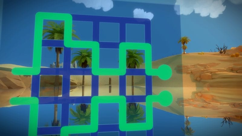 the witness symmetry 12