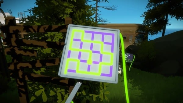 shady trees laser trophy puzzle solutions shadow panels the witness