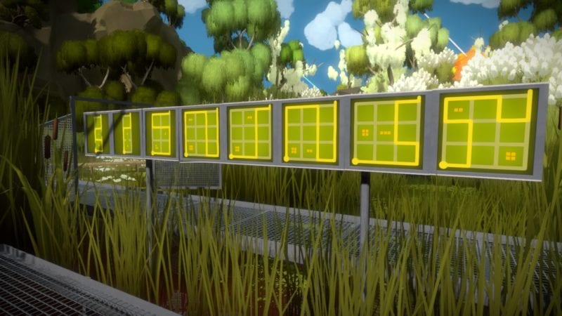 The Witness marsh walkthrough
