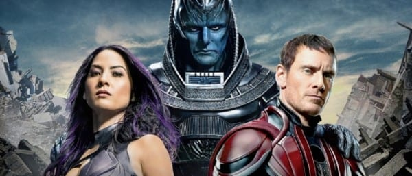 Marvel, Fox, X-Men Apocalypse