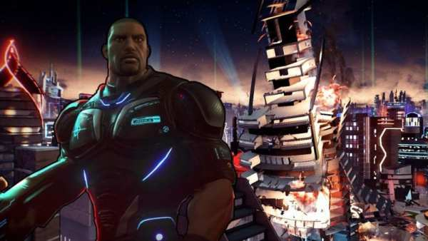 Microsoft, crackdown 3, confirmed games, xbox one, 2016