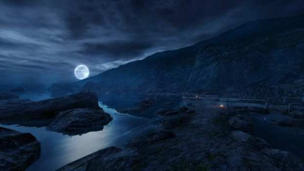 Dear Esther: Landmark Edition Dynamic Theme