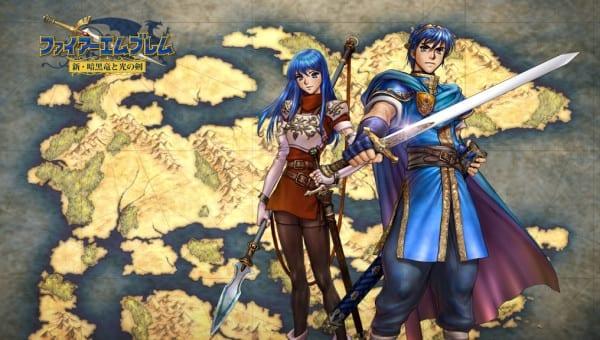 fire emblem, shadow dragon, marth