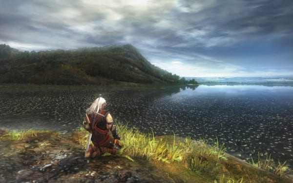 the witcher, story