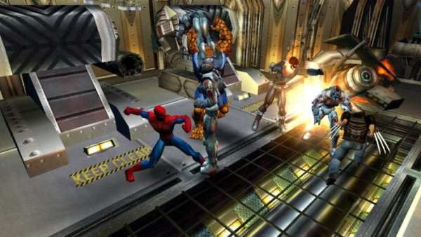 best marvel video games, best marvel games, marvel games, marvel's best games, best games for marvel, comics, superheroes