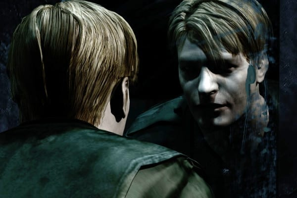 silent hill 2, ps2, ps4, player choice