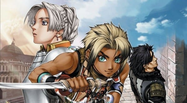 suikoden, ps2, ps4, game series