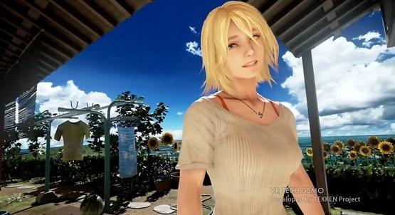 PlayStation VR, summer lesson