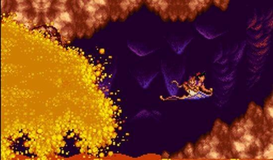 the escape aladdin