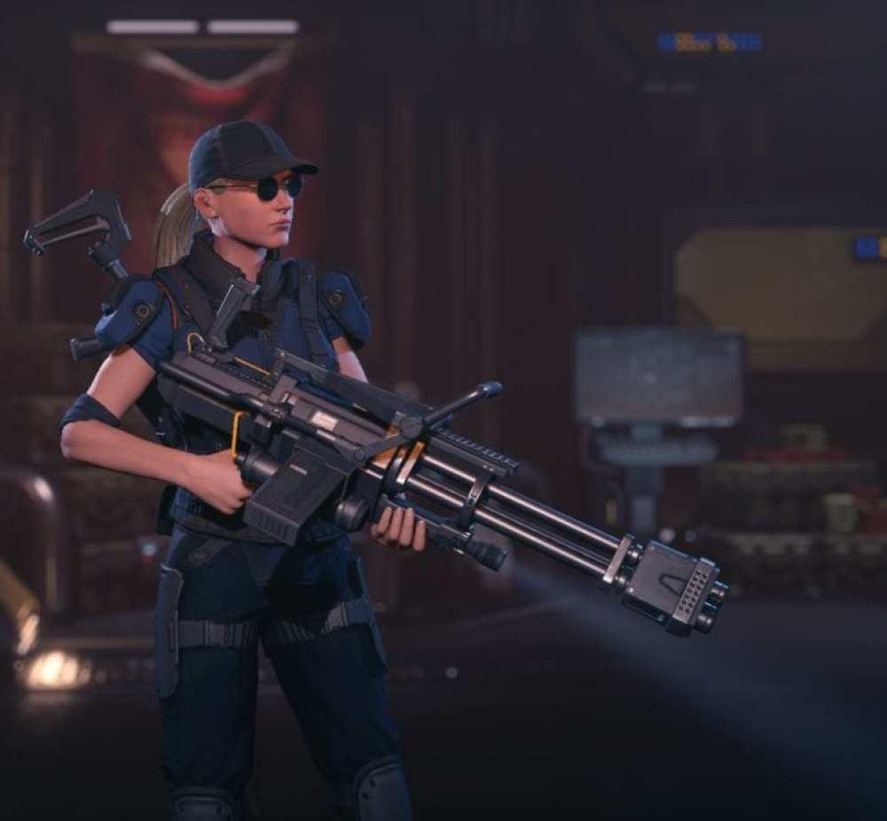 XCOM 2, character creation, Sarah Connor, Terminator