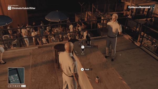 Hitman Beta, assassination, training