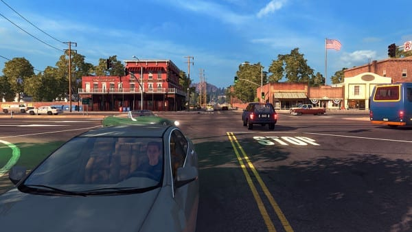 American Truck Simulator, Mod, mods