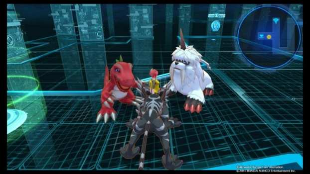 Which one of the Celestial Digimon betrayed the other two in Digimon Frontier?