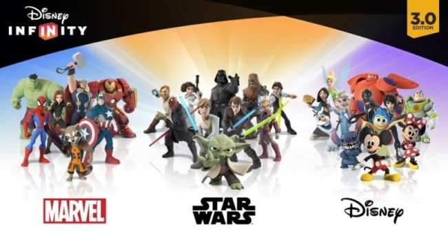 Disney Infinity 3.0 - All Multiplayer
