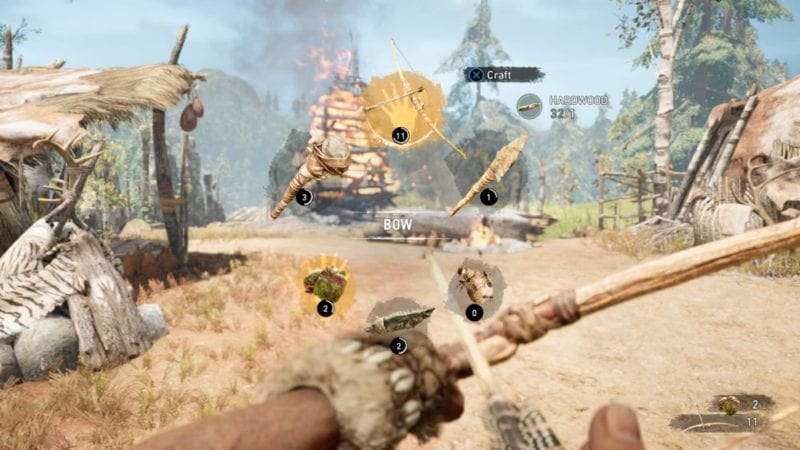 Far Cry Primal How To Make More Arrows For The Bow