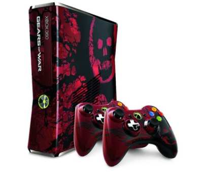 limited edition, console, consoles, best, nicest, Gears of War 3