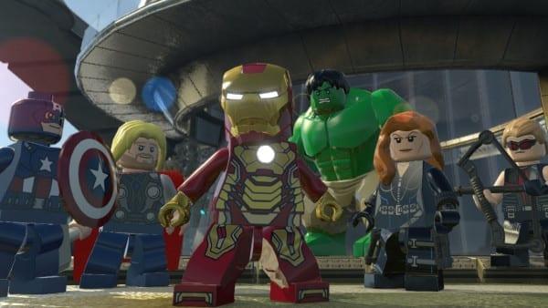 LEGO-Avengers