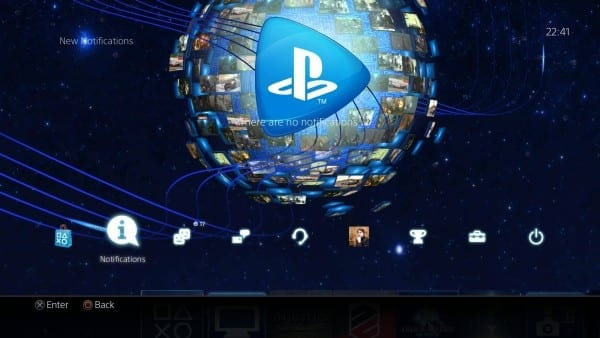 ps now theme, ps4,