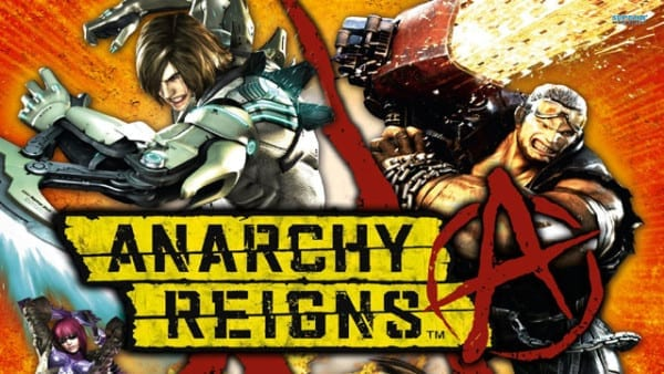 platinum games, anarchy reigns