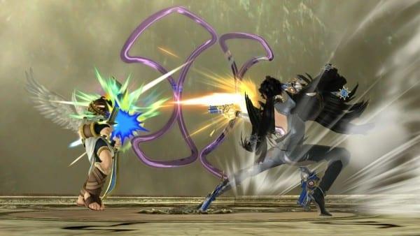Bayonetta Smash 1