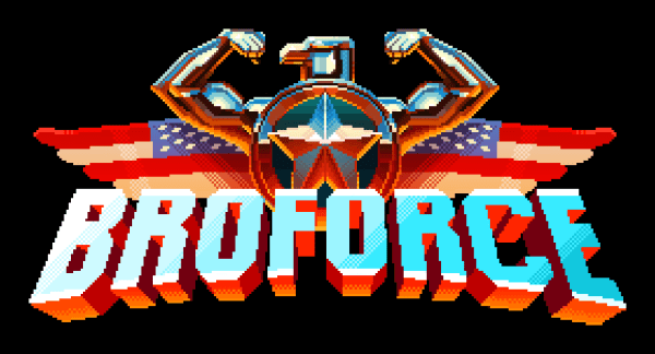 Broforce, co-op, four player