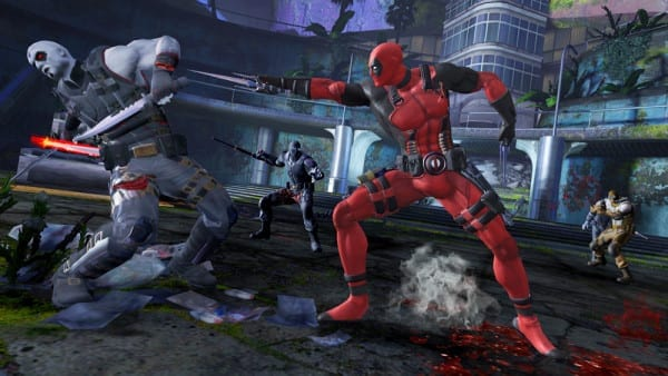 deadpool, video game