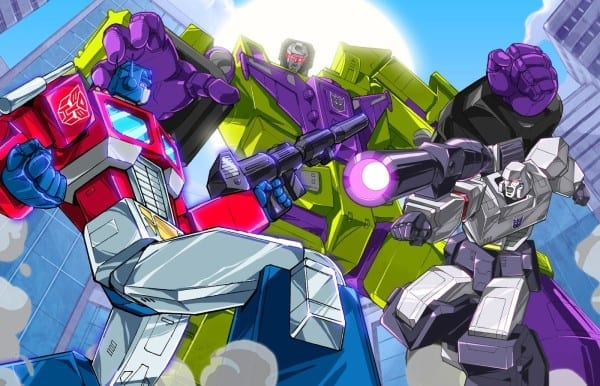 Platinum Games, Transformers, Devastation, PS4