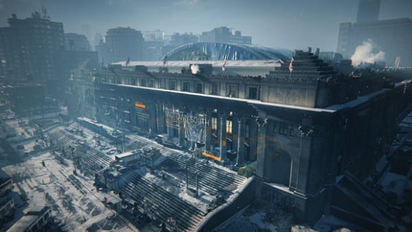 the division, bases, first things to do