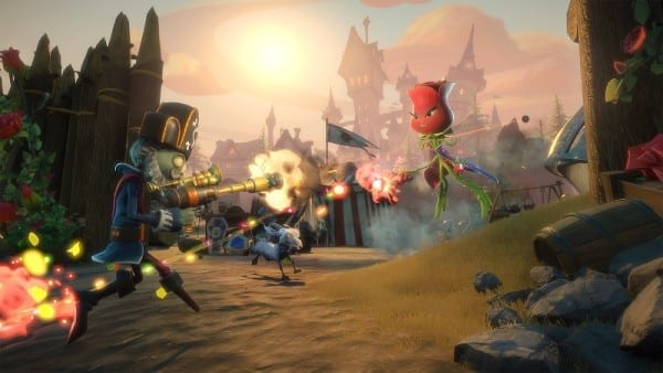 pvz garden warfare 2 backyard battleground