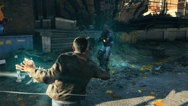 Quantum Break, Xbox One, PC