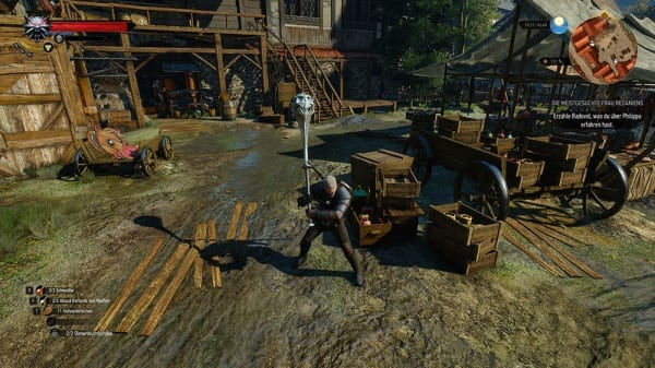 Witcher 3, Mod, The Enhancement System