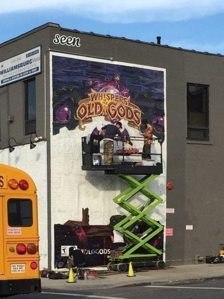 Hearthstone Whispers of the Old Gods ad