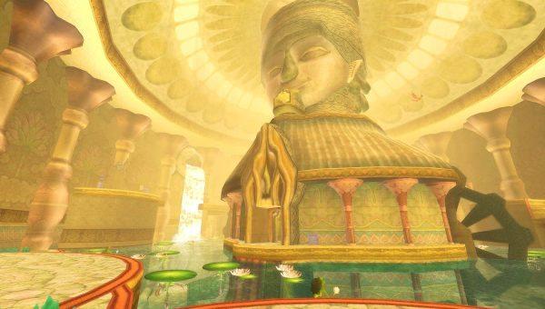 Zelda, Dungeon, Skyward Sword, Ancient Cistern