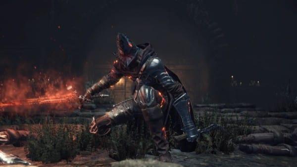 Dark Souls III, Dark Souls 3, how to, guide, boss, battle, Abyss Watchers, Abyss Watcher