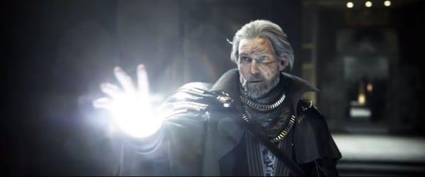 Final Fantasy XV, FFXV, Kingsglaive