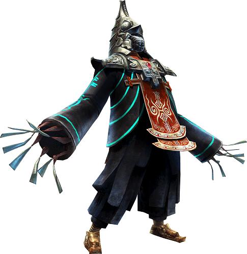 Hyrule Warriors Legends, Zant