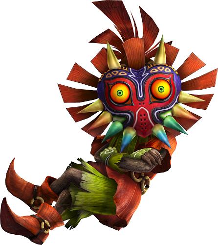 Hyrule Warriors Legends, Skull Kid