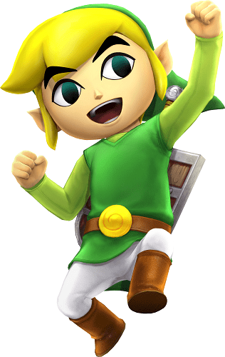 Hyrule Warriors Legends, Toon Link