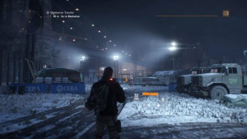 The Division, 1080p, screenshots