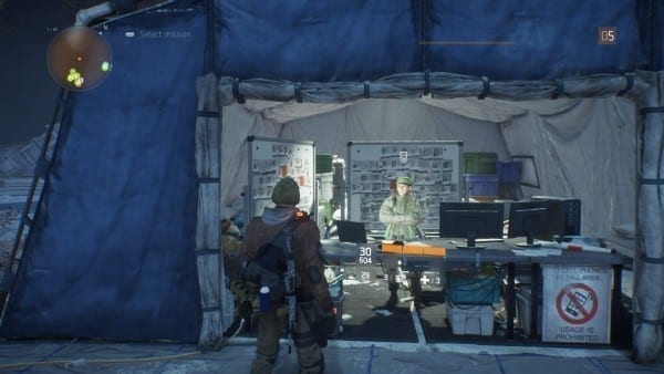 The Division, how to, guide, encounters, side missions, get