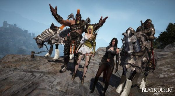 black desert online, game pass