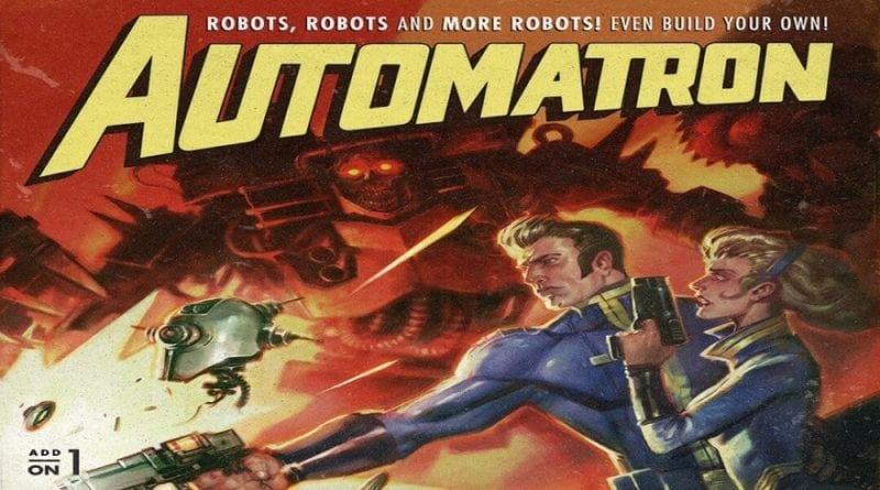 Whats New In Fallout 4 Automatron DLC Everything You