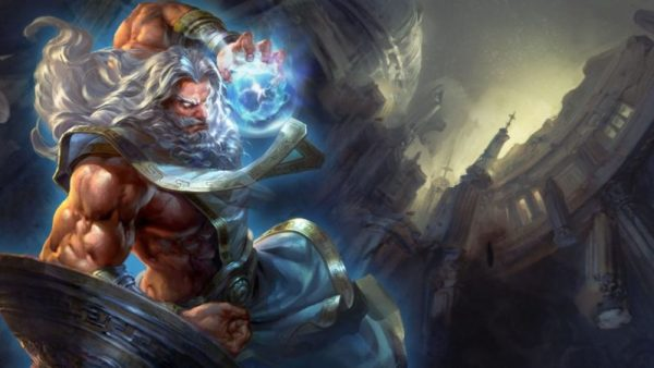 smite, cross-system, best free ps4 games, best free games on ps4